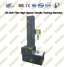 machine speed test