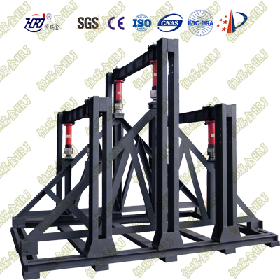 100kN-1000kN Steel Structure Truss Static Loading Testing System