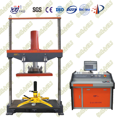 600kN Aircraft Jacks Calibration device Testing System