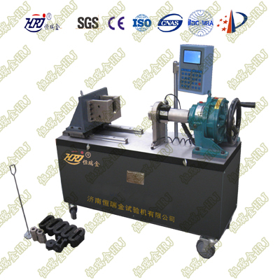 NPS-5020 Online Bolt Torque Axial Force Testing Machine