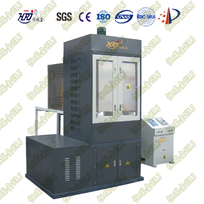 ASF1kN-50kN Air Spring/Helical Spring High Low Temperature Fatigue Testing Machine