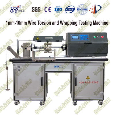 NDW-JR1/3/4/5/6/10mm Wire Torsion and Wrapping Testing Machine