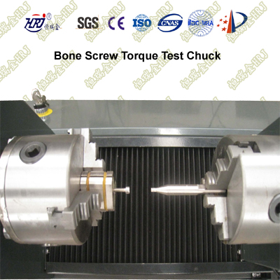 Bone Screw Torque Test Chuck