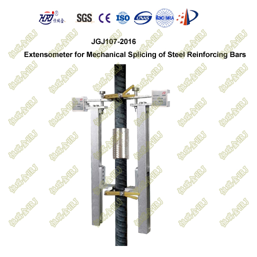 JGJ107-2006 Extensometer for Mechanical Splicing of Steel Reinforcing Bars