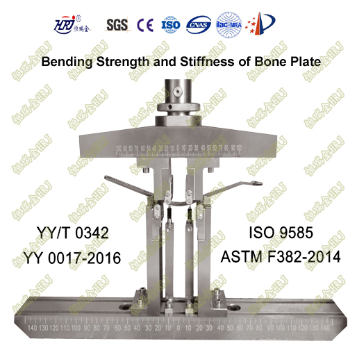 Bending Strength and Stiffness of Bone Plate