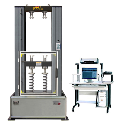 Two-position Spring Tensile and Compression Testing Machine